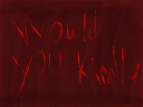 Would you kindly by Tradicon666
