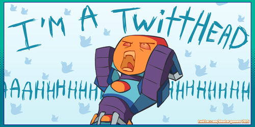 I've moved to Twitter! by Deathinator