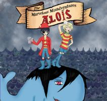 The Misadventures of Alois by p1x3lFlame
