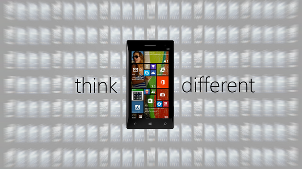 Think Different - Windows Phone by Fuller1754