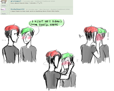 Septiplier Ask or Dare #1 by CaseyKeshui