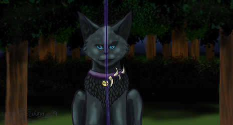Scourge's Two Faces **Has Speedpaint** by WinterWings99