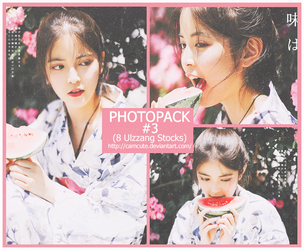 [Photopack #3] Ulzzang Girl by camcute