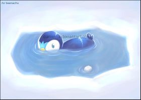 Piplup for beenachu by daniema