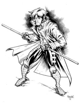 Gambit by Bambs79