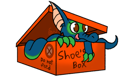 The Best Shoebox by Drag759