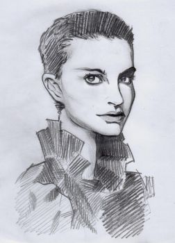 Miss Portman by yunni