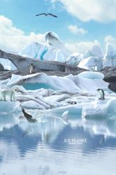 Ice Planet by MagicalViper