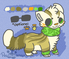 :Design for Auction(closed): by PrePAWSterous