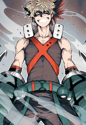 BAKUGOU by tatouji