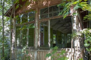 Abandoned 3 by ManicHysteriaStock