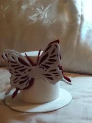 Butterfly Tophat by TyurruL