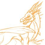 for blooddragonx by kovah