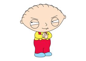 Family Guy Stewie Griffin Vector by superawesomevectors