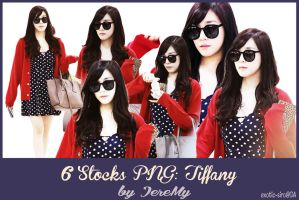 [PNGset6] SNSD's Tiffany by exotic-siro