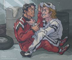 Pit Stop [Tango and Cash] by ProfDrLachfinger