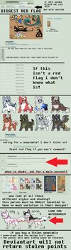 GUIDE: STOLEN ADOPTABLE SIGNS by MystikMeep