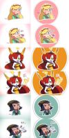 Stickers by P-Valley