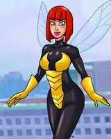Wasp 15 by theEyZmaster