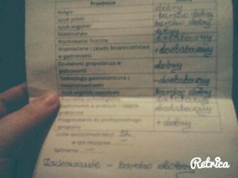 ...:My school marks from the 1st semester:... by supergirl96