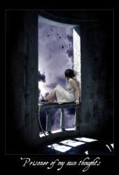 Prisoner of my own Thoughts by KittyD