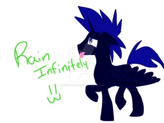 Image For Rain -- Infinitely by Ponies-Life-Music1