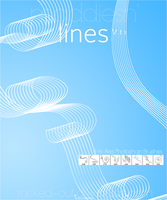 PS Brush-16 Lines by oridzuru
