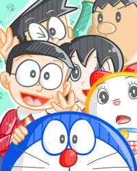 Doraemon XDD by Picnicel