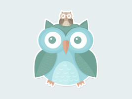 Cutie Owls by apparate
