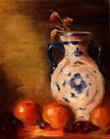 Russian Water Jug by FineArtCandice