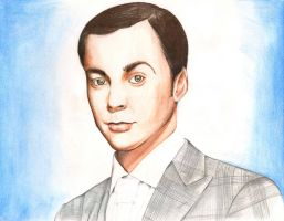 Jim Parsons by Antervantei