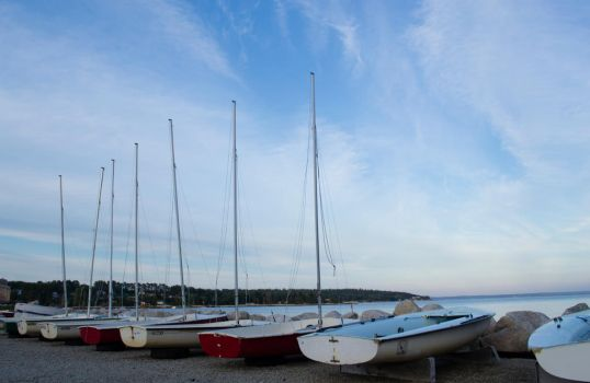 The Boats Are Awaiting II by HockeyPlayer96