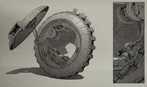 Wheel by katya-gudkina
