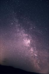 Milky way stock by alkhor