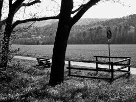 A place to rest by UdoChristmann