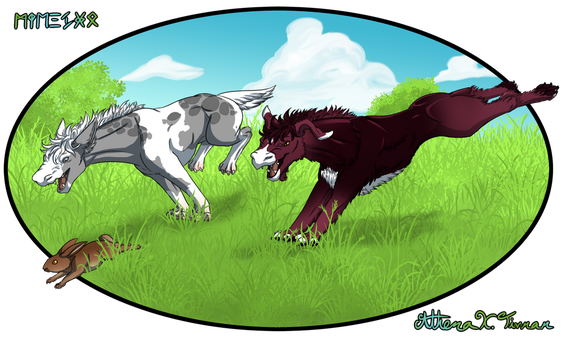 Mop and Kozel quest by Athena-Tivnan