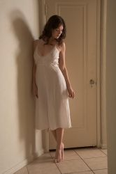 BetceeMay7, White Dress, 625 by photoscot
