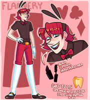 flannery ref!! by Chandler666Bing