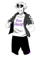 Bug dealer by Gameaddict1234