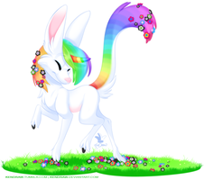 6717 Rainbows, Unicorns, and PRIDE! by KenDraw
