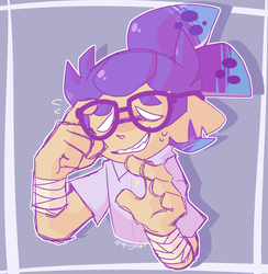 pastel guy by squiiiddo