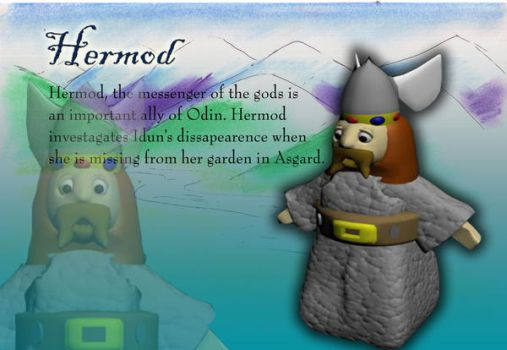 Hermod profile by lyness