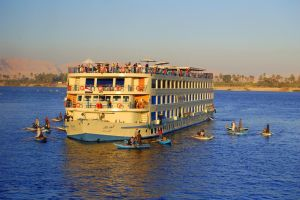 On The Nile 4 by mynando