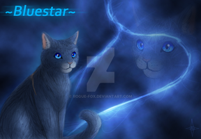 +Bluestar+ by Rogue-Fox