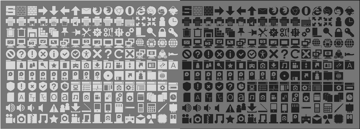 Simplify Icons by outofashion