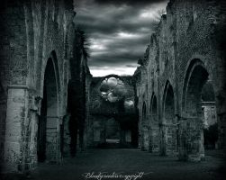 Old Abbey by CountessBloody