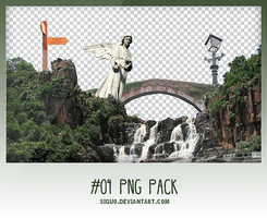 #04 Png Pack by Pai by Siguo