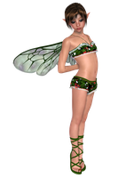 Faeries Pack 5 Preview 1 by joannastar-stock