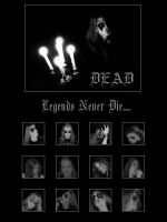 Dead - Legends Never Die... by ElinaR