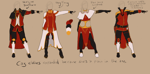 How To Dress A Warlock Pt 2 by Weeburdoodles